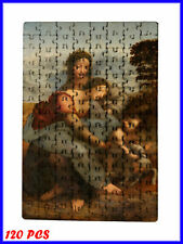 Da Vinci - The Virgin and Child with Saint Anne  - 120 Piece Jigsaw Puzzle