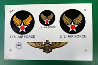 USAF/US NAVY P-SERIES/H- SERIES JET HELMET DECALS