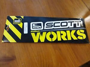 Scott USA Voltage Works Prostack Clear 205155-223 Tear-Off 2602-0133 NS291A