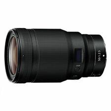 Nikon NIKKOR Z 50mm F1.2 S Prime Lens