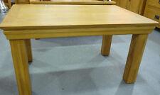 NEW Farmhouse Oak Coffee Table Solid Wood Lounge, Hallway, Living Room Furniture