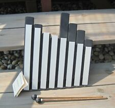 Xylophone - Metallaphone - Wing - 9 Notes in D-Akebono with Tuned Resonators