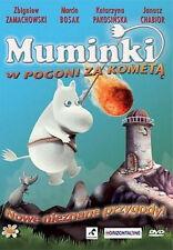 Muminki - W pogoni za kometa (DVD) POLISH POLSKI