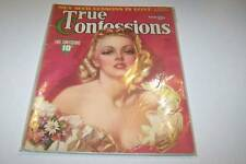 MAY 1941 TRUE CONFESSIONS  romance magazine