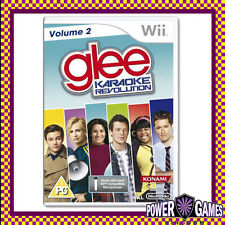 Karaoke Revolution Glee Volume 2 (Nintendo Wii) Brand New