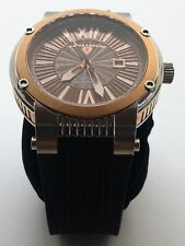 Swiss Legend  Legato Cirque Automatic Collection Brown Dial  Men's Watch