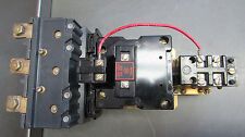 Allen Bradley 702 Size 3 Contactor 3PH 600V 25HP with Timer