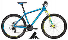 "Bulls wildtail disc 27,5""/46 cm azul 2017 mountainbike Shimano 21 Gang"