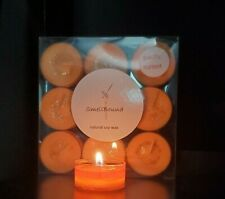 PACIFIC SUNSET * 100% Soy Wax Tealight Candles * (9) Clean Burning Tea Lights