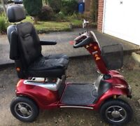 Mobility Scooter - Shoprider Deluxe - Excellent Condition