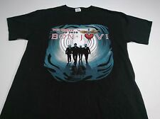 Bon Jovi T Shirt - Sz L - The Circle Tour  2010