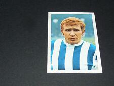 124 C. DOBSON HUDDERSFIELD TOWN TERRIERS FKS PANINI FOOTBALL ENGLAND 1970-1971