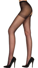 Queen Womens Plus Size Sheer Crotchless Pantyhose, Plus Size Hosiery