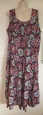 Millers multi coloured dress Size 20
