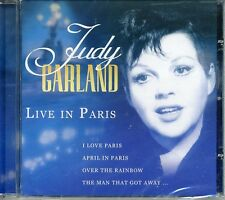 Live in Paris 1960 by Judy Garland (CD, 2006) NEW