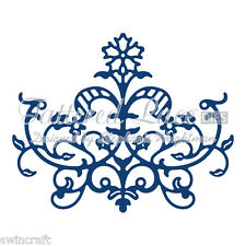 Tattered Lace Cutting Dies  BAROQUE FLOURISH D803 Stephanie Weightman REDUCED