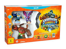 Skylanders Giants Starter Pack Nintendo Wii U mit Portal & 3 Figuren