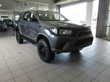 Diesel HiLux Right-Hand Drive Cars