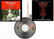 WEST SIDE STORY - Original Broadway Cast (CD BOF/OST) Bernstein,Robbins 1973