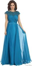 SALE ! MOTHER of BRIDE SPECIAL OCCASION DRESSES PROM EVENING FORMAL PAGEANT GOWN