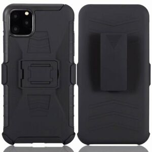 For iPhone 12 11 Pro max XS 8 7 6s Plus Belt Clip Holster Stand Hard Case Cover