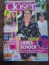 Closer Sarah Lombardi Lena Gercke Sylvie Meis Veronica Ferres Axel Stein Moritz