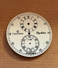 ORIGINALE Swiss NOS CHRONOSWISS REGULATEUR automatique Watch Dial part zifferblat
