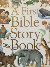 A First Bible Story Book by Mary Hoffman (Hardback, 1997) Dorling Kindersley