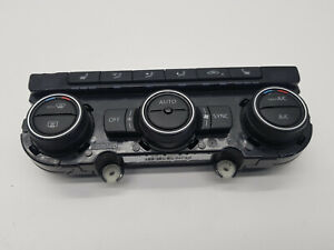 2015 VW SCIROCCO R A/C HEATER CLIMATE CONTROL UNIT HEATED SEATS OEM 1K8907044AC