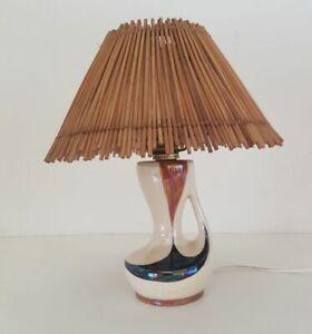 Lamp Ceramic Iridescent Verceram