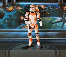 Star Wars 2006 Saga Collection Figure CLONE TROOPER Utapau