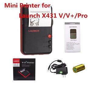 Mini Printer for Launch X431 V V+/ X431 V 8inch mini printer with wifi