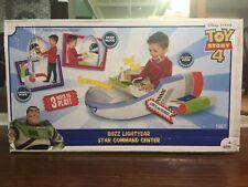 Disney Pixar Toy Story 4 Buzz Lightyear Star Command Center NEW