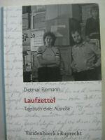 Riemann Laufzettel Tagebuch einer Ausreise Ausreiseantrag DDR Freikauf Stasi SED