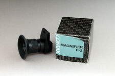 Contax Magnifier F-2 Lupensucher - Loupe d` oculaire - Amplificador