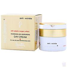 Dzintars plastic surgery effect moisturising day cream, perfect wrinkle filler