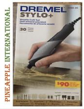 Dremel Stylo+ 30 Pcs Versatile Craft Rotary Tool - NEW!!