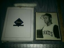 "ROBERTO CLEMENTE PITTSBURGH PIRATES ORIGINAL 8""x10"" PICTURE PHOTO VINTAGE+ frame"
