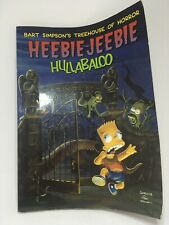 Bart Simpson's Treehouse of Horror: Heebie Jeebie Hullabaloo (Bart Simpsons Tree