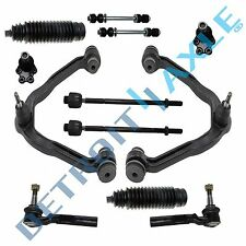 Brand New 12pc Complete Front Suspension Kit for Chevy Silverado 1500 2WD 6-Lug