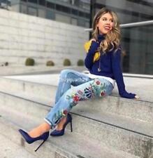 f2c32dd4 Zara Mid Rise Jeans for Women for sale | eBay