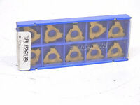 NEW SURPLUS 10PCS. VALENITE TGEB 3.52 NGML094 GRADE: V1N CARBIDE INSERTS