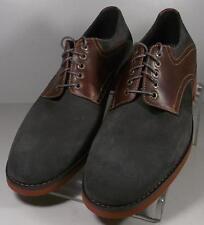 5910238 FT50 Men's Shoes Size 10.5 M Gray Suede Lace-Ups Johnston Murphy
