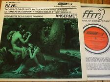 STS 15092 Ravel Daphnis et Chloe Suite No. 2 etc. / Ansermet