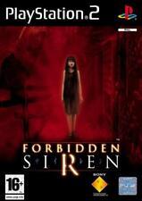Forbidden Siren PS2 playstation 2 jeux games spelletjes 5684