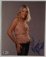 Busy Philips signed autograph photo 8 x 10 BAS COA Beckett