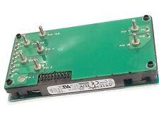 ARTESYN 22948000 DC-DC CONVERTER 38-60v IN 1.5v 35A  2.5v 30A  3.3v 8A  OUT blb4