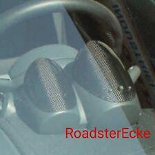 Instrumenten Abdeckung Tacho u. DZM-Set aus Carbon Smart Roadster-/ Coupe 452