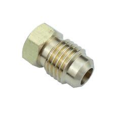 """MI290-38 FTM accesorios de hierro maleable 3//8/"""" BSPT con cuentas HUECO ENCHUFE GALV"""