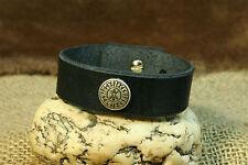 Keltische Schmuck aus Leder